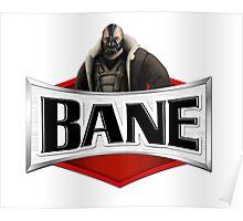 Brawny Bane Poster