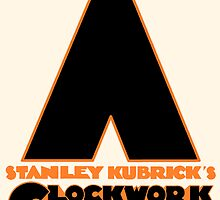 A Clockwork Orange II by sheakennedy