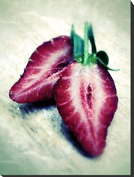 Vintage Strawb by Astrid Ewing Photography