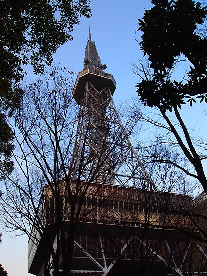 Nagoya TV Tower 7 by Fike2308