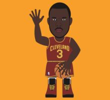 NBAToon of Dion Waiters, player of Cleveland Cavaliers by D4RK0