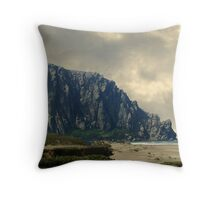 Morro Bay State Park Throw Pillow