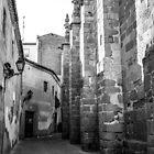 Streets of Avila by Jonathan Evans