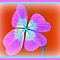 4-leaf clover in pink by The Creative Minds