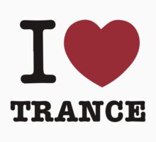 I love Trance by Sandy W