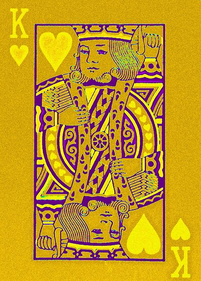 King of Hearts by The Creative Minds