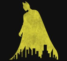Dark Knight City Yellow by MrHSingh
