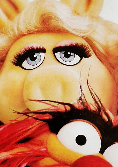 Miss Piggy by ©The Creative  Minds