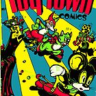 Toytown Comics #1 by Jesse Andrew