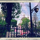 Greetings from Chernivtsi IX (Postcard Imitated) by alecksmart