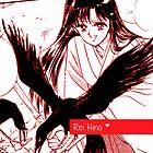 Meet Rei Hino (Sailor Mars) by Sandy W