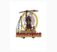 Redskins T-Shirt by kennycole5
