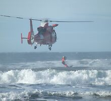 Coast Guard Jumping by BUNDER