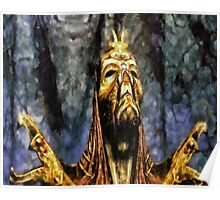 Dragon Priest Poster