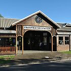 Freshwater Station- Train from Cairns city to Kuranda by sarbi