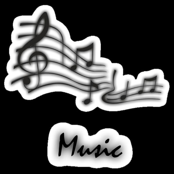 Musical Staff Design by tychilcote
