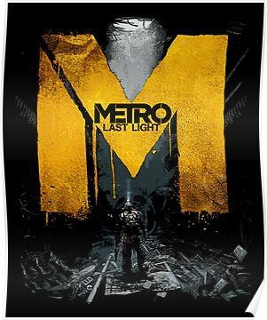 Metro: Last Light by jonah-vark