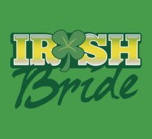 Irish BRIDE great for St Patricks day wedding by jazzydevil