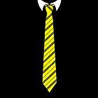 Hufflepuff Tie by tjneedsalife