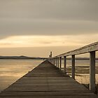Long Jetty by Isabel J Coote Photography