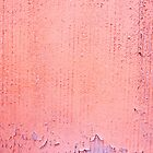 pink grungy wall in paris iPad Cases by ilolab