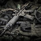 LOCK AND LOAD by Rob  Toombs