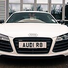 2013 Audi R8 V10 by AndrewBerry