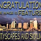Cityscapes Feature Banner by djphoto