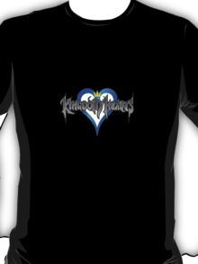 Kingdom Hearts Logo T-Shirt