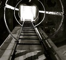 Climbing the V&A by Andreu