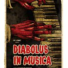 Devil in Music - Piano by davidj8580