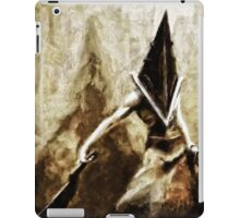 Pyramid Head iPad Case/Skin