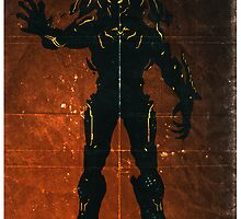 Halo 4 - The Didact by bionicman31
