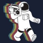 Space Man Shirt by 69triked