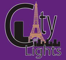City of Lights (Paris) by jkartlife