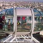 'Eye Pod' The London Eye London, UK by Mark P Hennessy