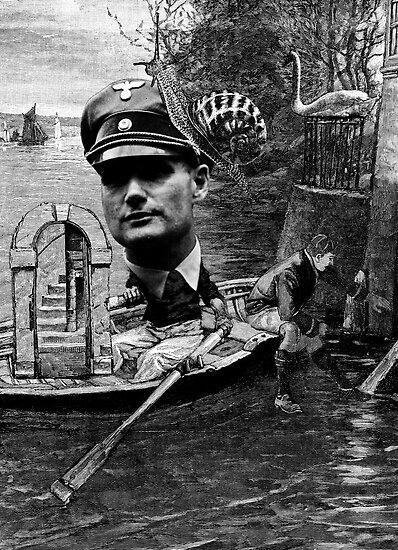 Orwell in Paris 2. by - nawroski -