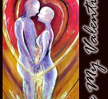 valentine card #3 by Elisabeth Dubois