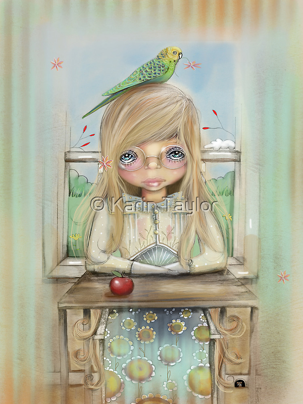 An Apple a Day by © Karin  Taylor
