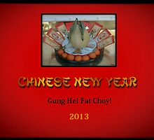 Chinese New Year Prosperity by CatalystBC