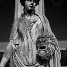 One of the Nine Muses at The Achilleion Palace (i) by Nevermind the Camera Photography