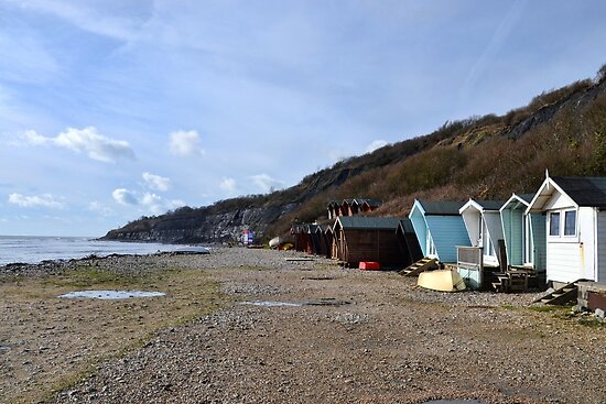 Monmouth Beach-Lyme Regis.Dorset UK by lynn carter