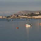 Conwy Estuary by StephenRB