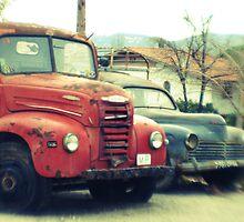 Vans blurred by DavidCucalon