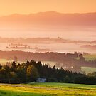 Glorious Morning - Allgäu by Michael Breitung