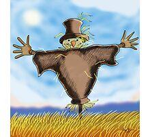 The Scarecrow Photographic Print