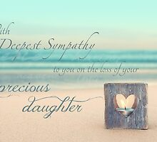 The Loss of a Daughter by CarlyMarie