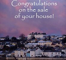 Congratulations on the Sale of your House by Charmiene Maxwell-batten