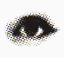 Halftone eye 0.2 by jedidiah2121