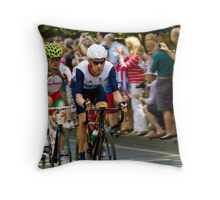 Olympics 2012 Throw Pillow